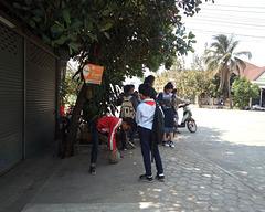 Zone écolière / Area della scuola