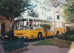Torres Alles SA (Menorca) 3 (Z 9737 H) - Oct 1996 337-09