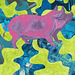 pig psychedelic