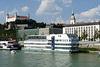 Bratislava- View from the Danube
