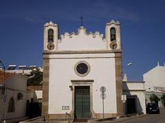 Saint Sebastian Chapel.