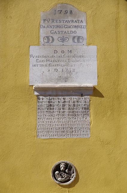 Block of flats, 1798