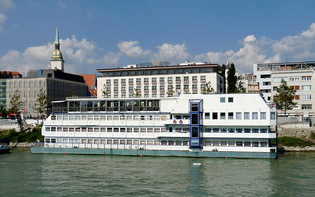 Bratislava- Hotels on Land and Water