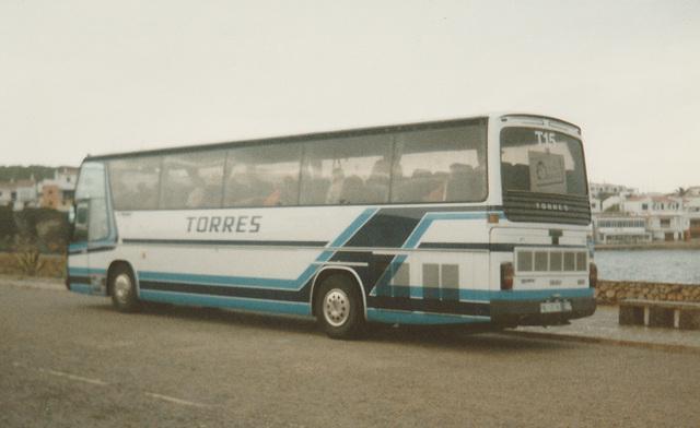 Torres Alles SA (Menorca) 15 - Oct 1996 337-23