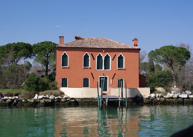 A fine house