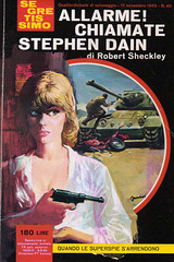 Robert Sheckley - Allarme! Chiamate Stephen Dain