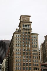 Ornate skyscraper