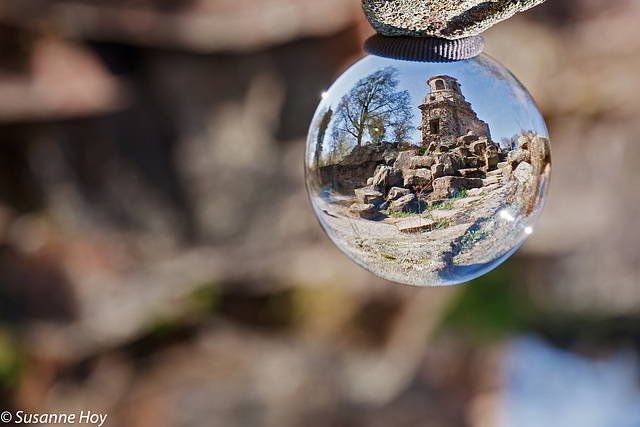 Merkurtempel - Temple of Mercury