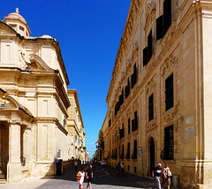 MT - Valletta - Merchant Street