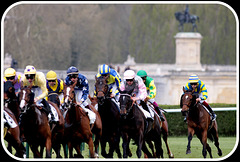 Course à Chantilly