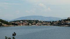 The bay at Kassiopi, Corfu