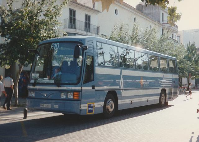 Autos Fornells (Menorca) 10 (PM 5163 CC) - Oct 1996 337-01