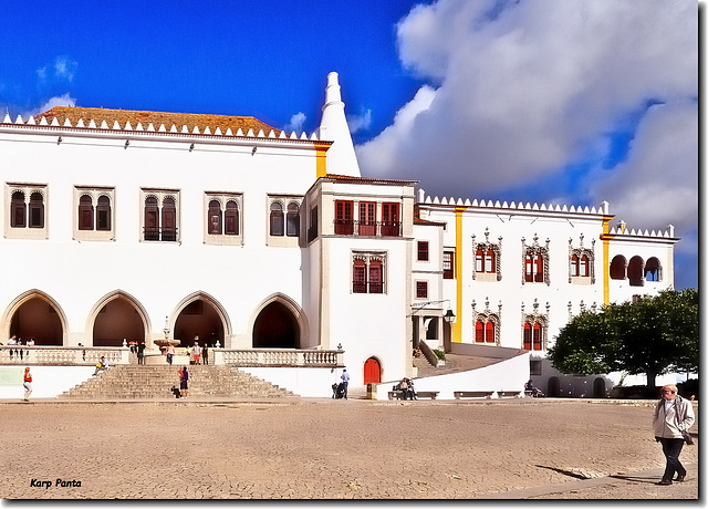 Palácio Nacional de Sintra - Lisboa