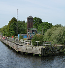 Approaching Barton Locks