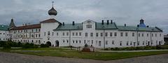 Спасо-Преображенский Соловецкий монастырь, Благовещенский и Настоятельский Корпуса