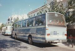 Autos Fornells (Menorca) 9 (PM 6101) 7 (PM 1570 D) - Oct 96 337-07