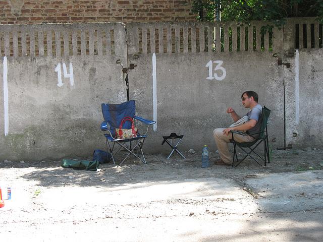 Alexei directing procedings