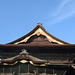 Japan, The Top Floor of the Main Building of Zenko-ji Temple