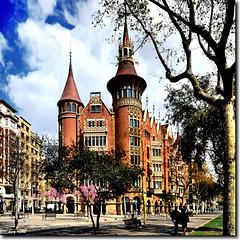 Casa Terradas - Les Punxes - BCN