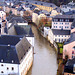 LU - Luxembourg - View of Grund