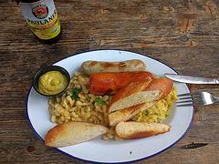 "The last Oktoberfest in the ""Bierhaus"""