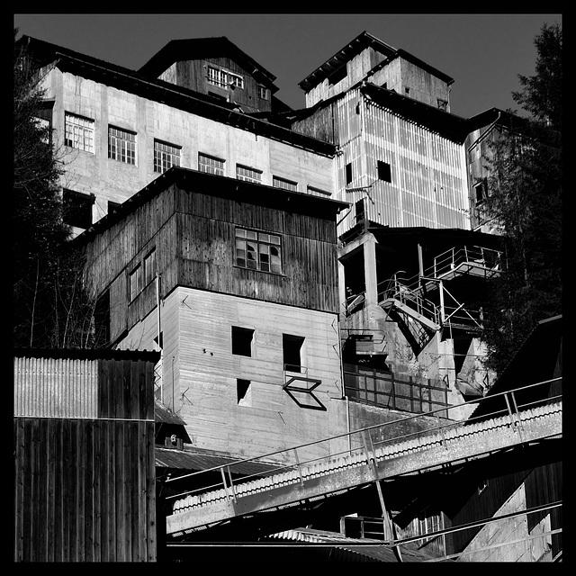Carrière à Ottenhöfen (Forêt-Noire)