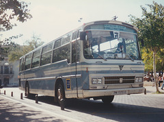Autos Fornells (Menorca) 7 (PM 1570 D) - Oct 1996 337-03