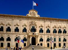 MT - Valletta - Auberge de Castille