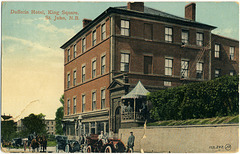 7851. Dufferin Hotel, King Square, St. John, N.B.