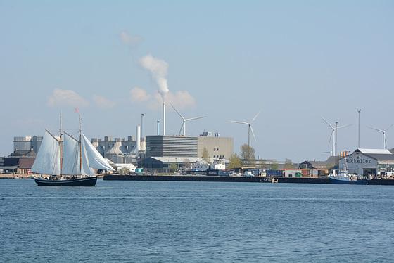 Copenhagen, Refshaleøen