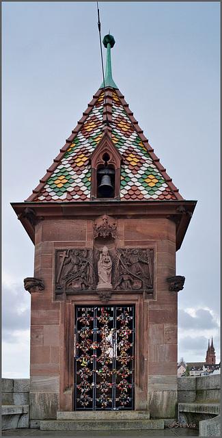 Käppelijoch mit Basler Münster