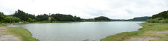 Azores, Island of San Miguel, The Lake of Furnas