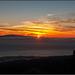 Sonnenuntergang über Gomera