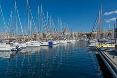 Alter Hafen - Yacht- und Fährhafen