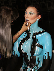 75 (56)..event ..bodypainting