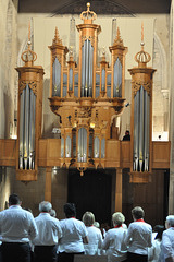 Orgue Eglise St Martin à Vertus