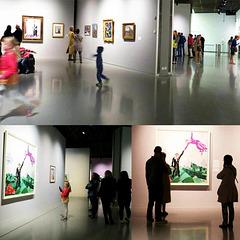 Chagall Retrospective - more
