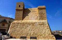 MT - San Pawl il-Baħar - Wignacourt Tower