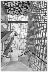 Harpa staircases (PiP)