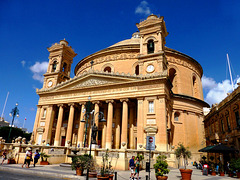 MT - Mosta -Basilica of the Assumption of Our Lady, AKA Rotunda