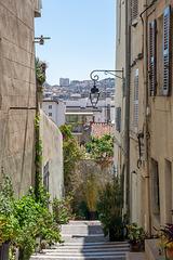 Altstadtgassen von Marseille