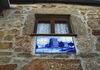 The castle window