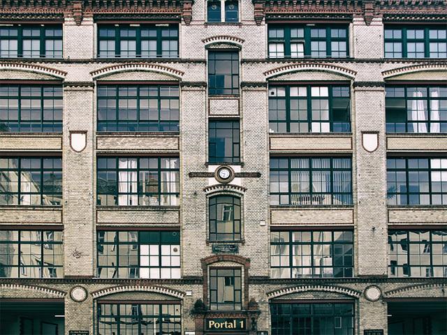 Drei Dinge sind bei einem Gebäude zu beachten: