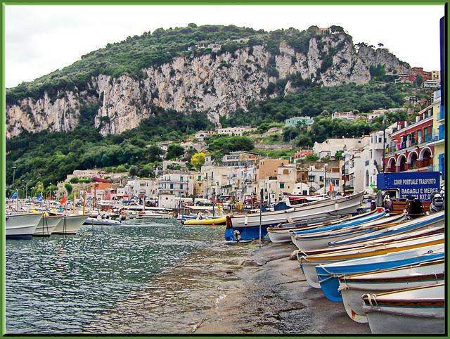 Capri : Marina Grande - (800)