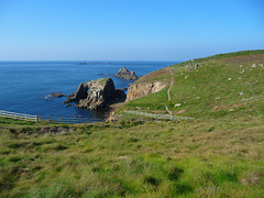 Lands end and longships ~ Cornwall