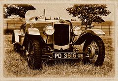 1924 Frazer Nash - PD 3616