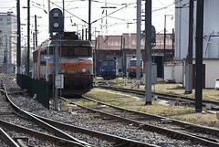 BB 22000 en gare de Strasbourg