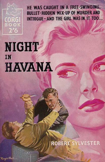 Robert Sylvester - Night in Havana