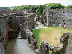 restormel castle, cornwall (7)