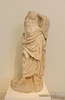 Statuette of a Goddess Found Near Loukou in the National Archaeological Museum of Athens, May 2014